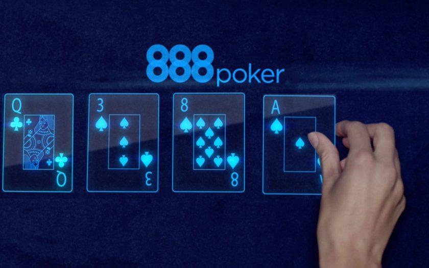Рейкбек 888покер
