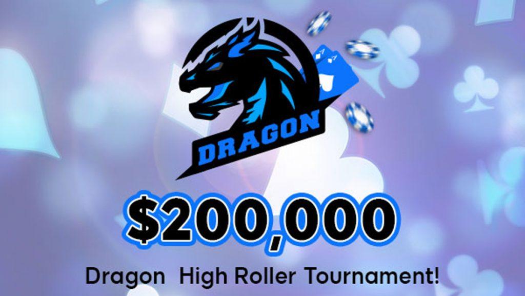 Дракон - турнир для хайроллеров по всем пунктам