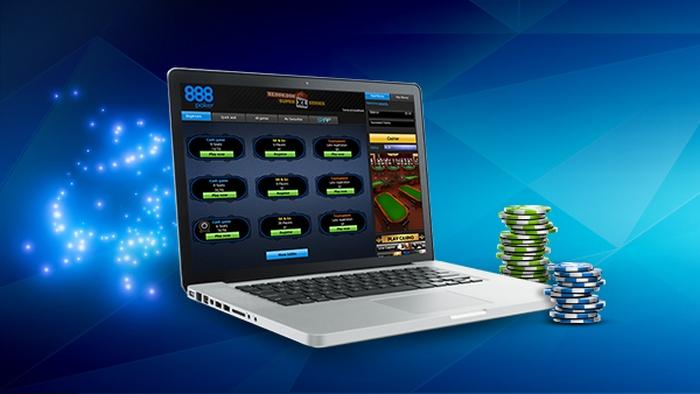 Браузерная версия 888покер